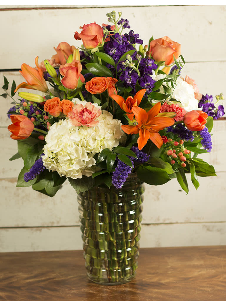 Melanie by Rathbones Flair Flowers delivery in Tulsa