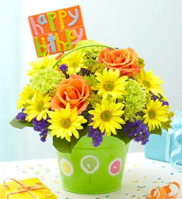 Bucket Of Birthday Wishes In West Palm Beach FL