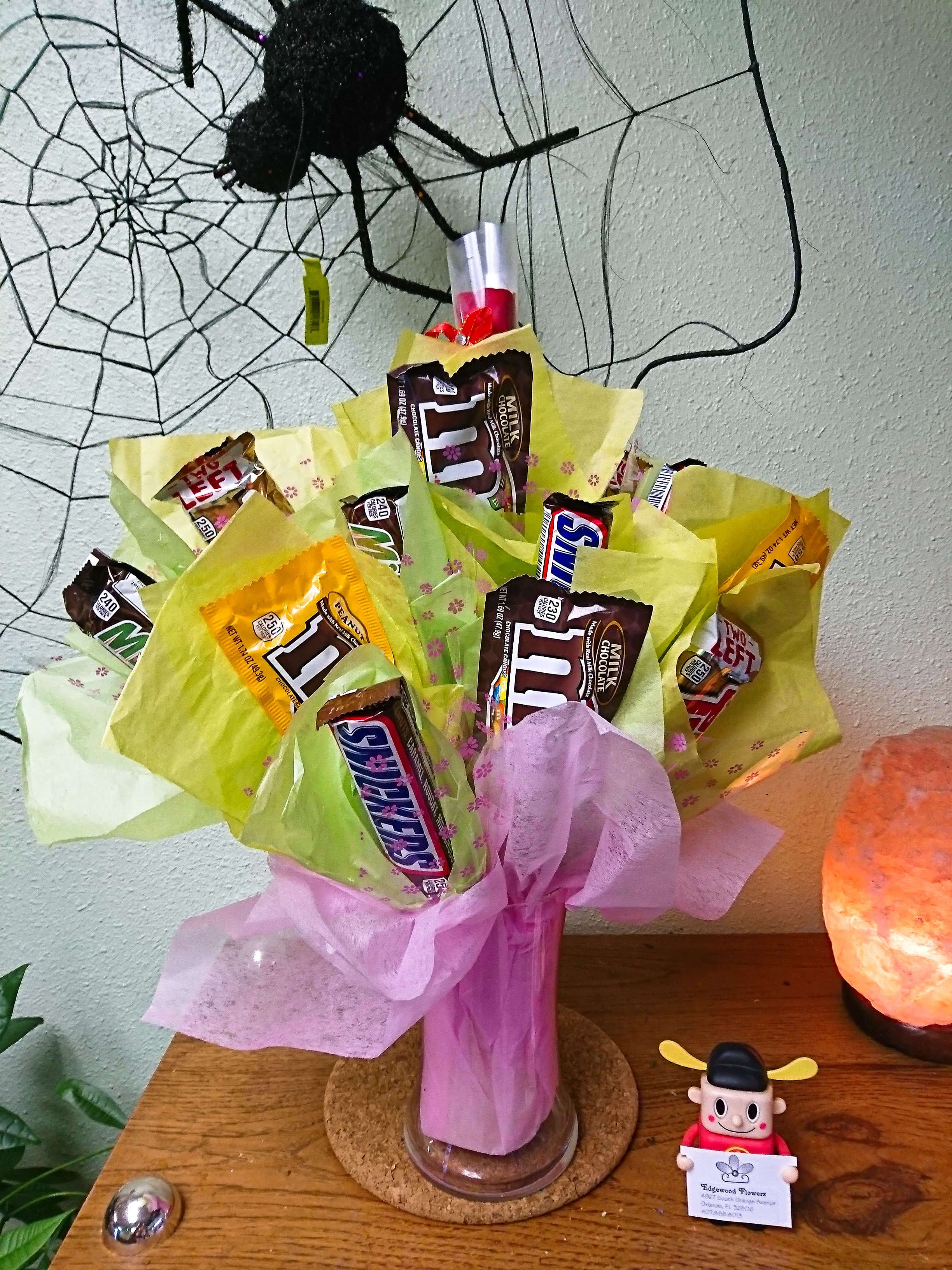 A Mars Obsession Bouquet