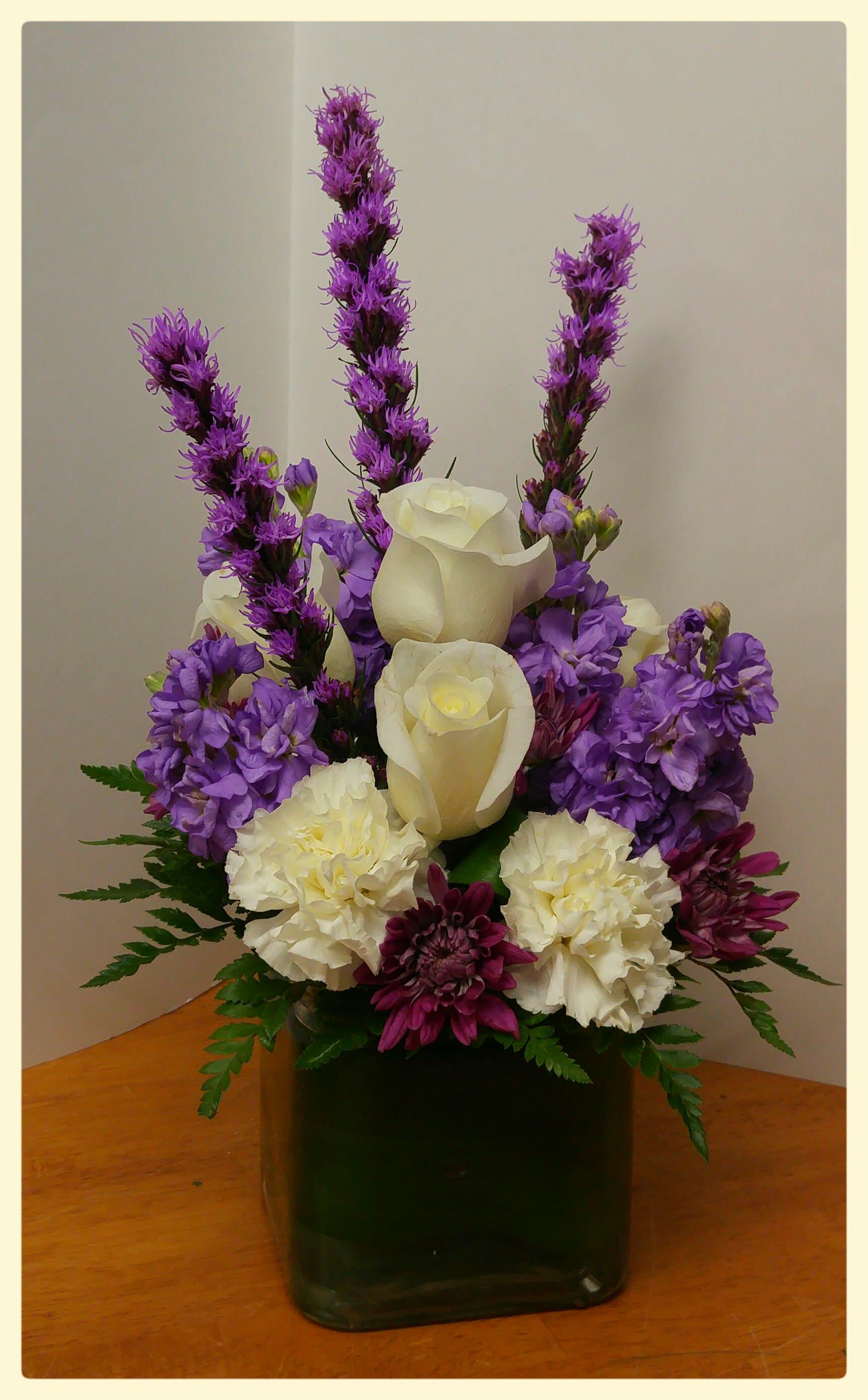 Purple Rain in Denver, CO | Floral Expressions