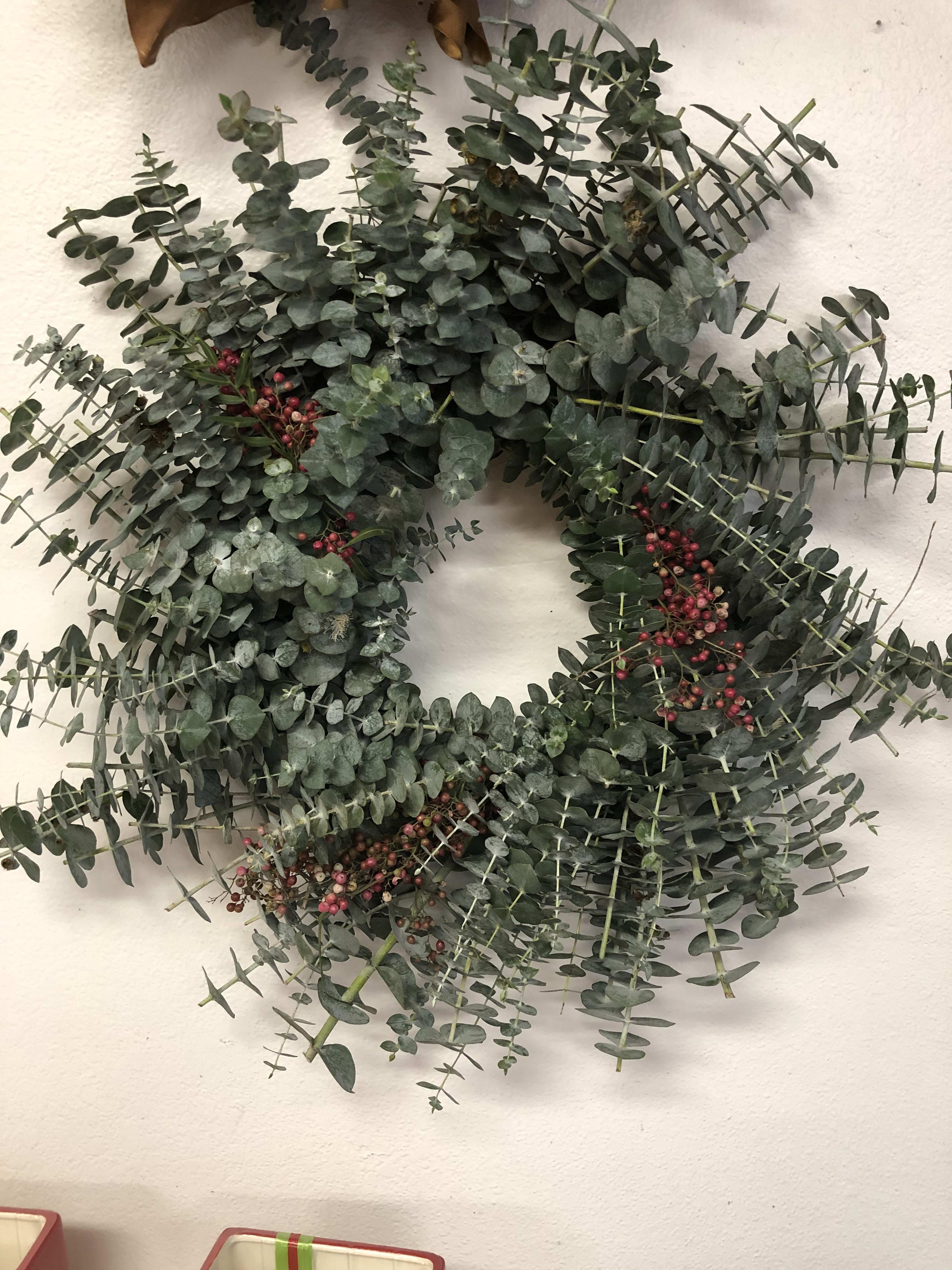 Christmas Wreath.Christmas Wreath In Santa Rosa Ca Bevess Floral