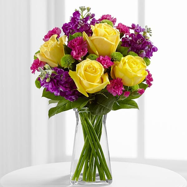 The FTD Happy Times Bouquet In Sun Valley CA