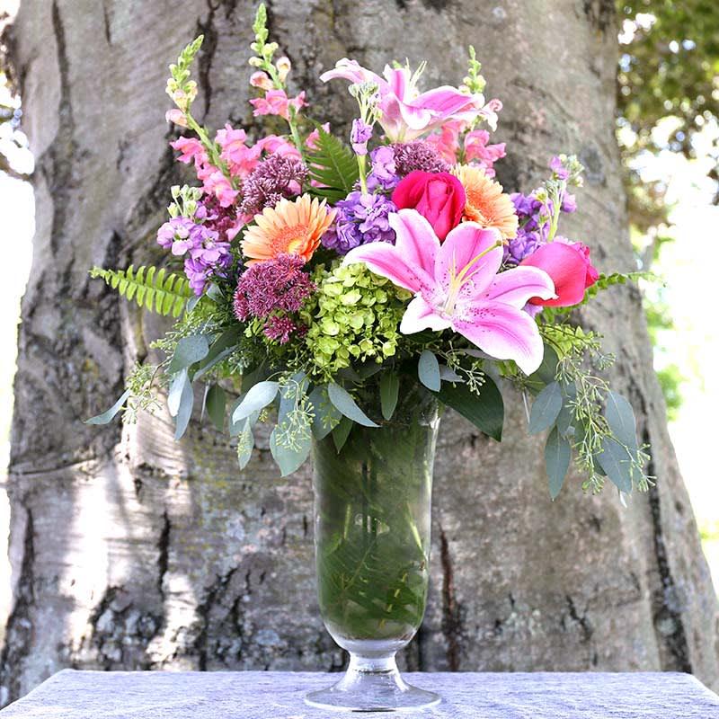 Enchanted Garden Vase In Middleton, MA