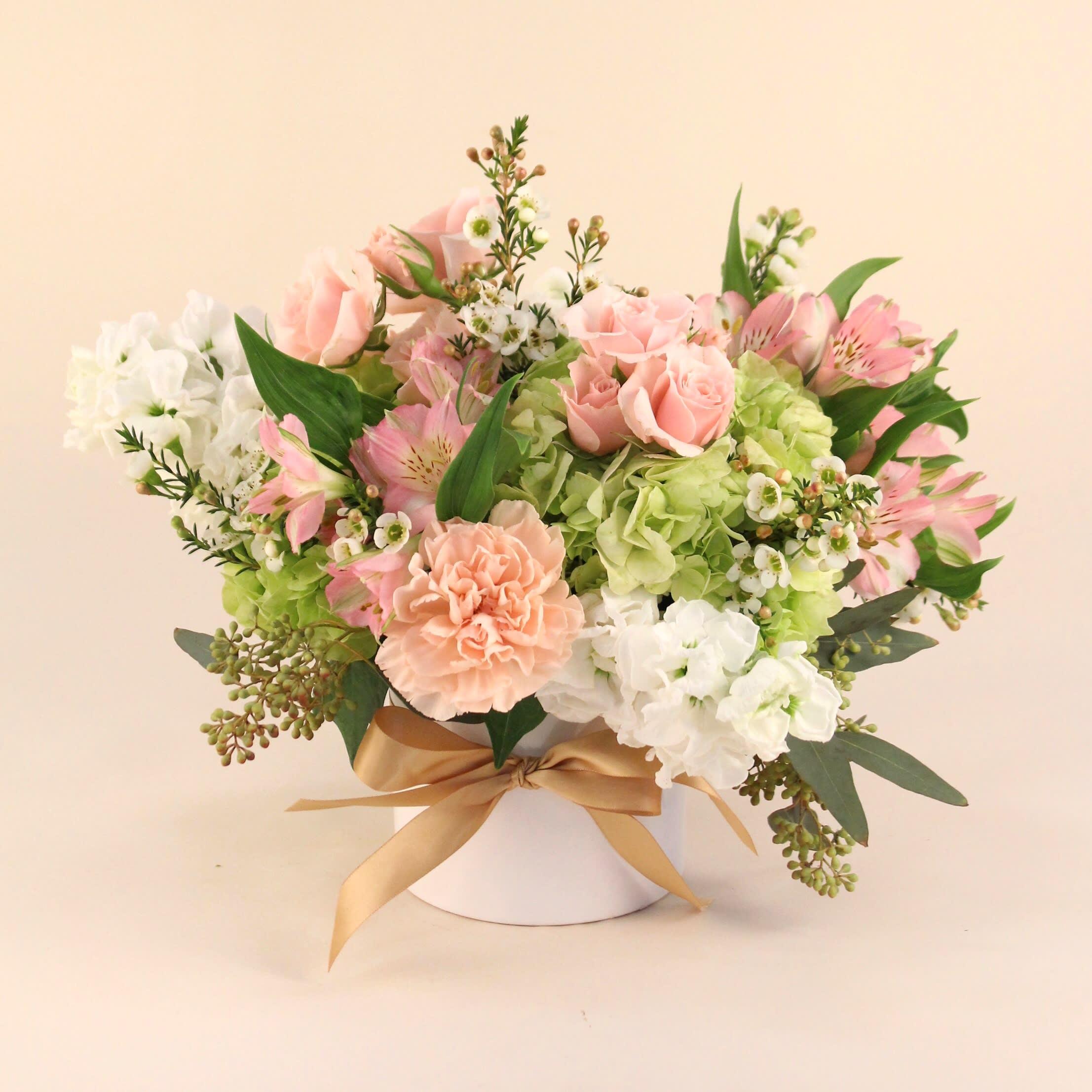Peachy Pink In Arcadia Ca Mds Florist