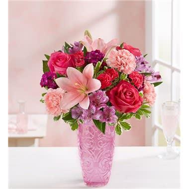 Sweetheart Medley 1 800 Flowers In Oregon City Or Wild Strawberry Florist