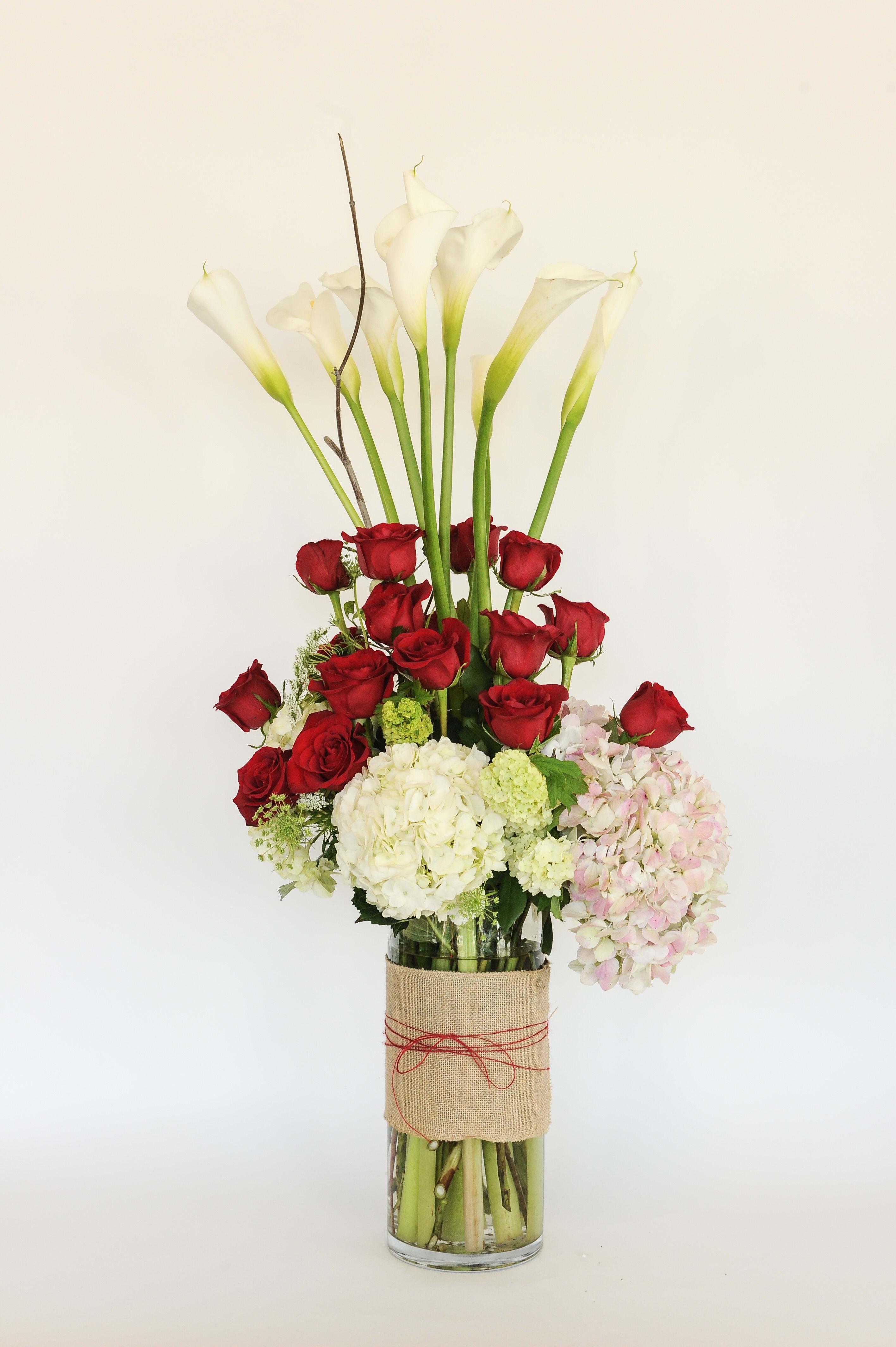 extravagant flower arrangement in san jose ca flowers by ivy. Black Bedroom Furniture Sets. Home Design Ideas