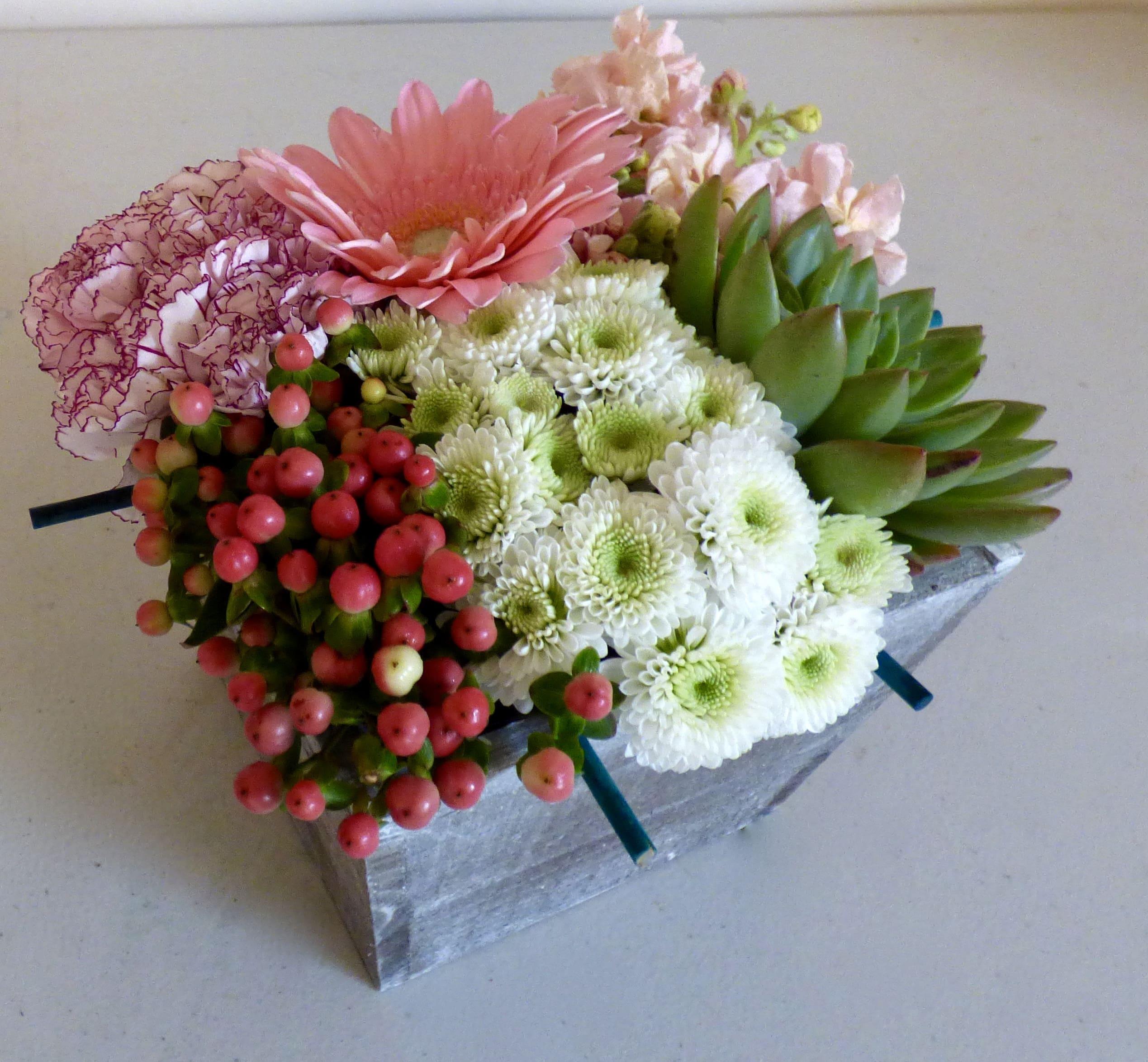 Medium Flower Bento Box