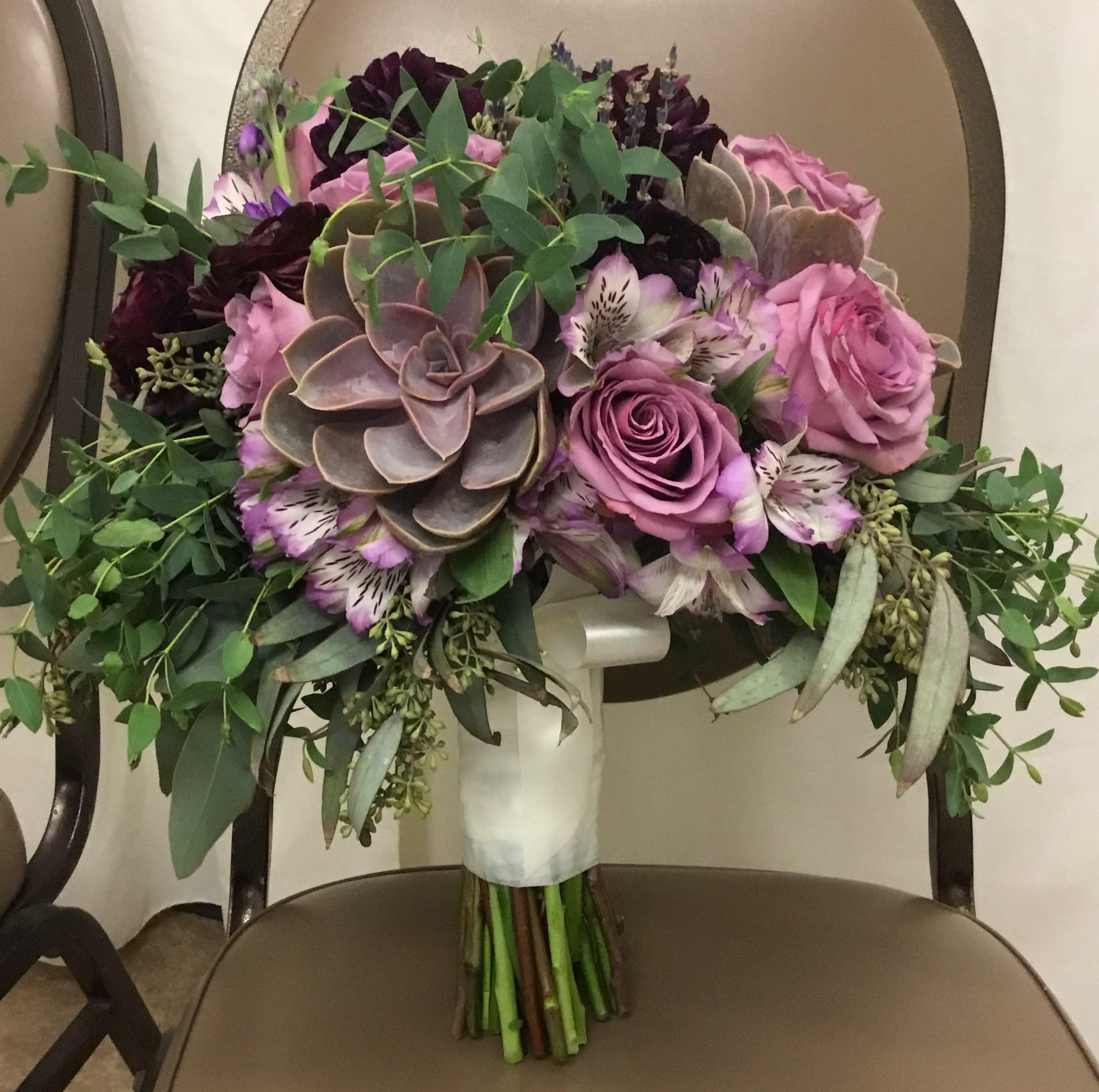 Succulent Wedding Bouquet Off 76 Buy