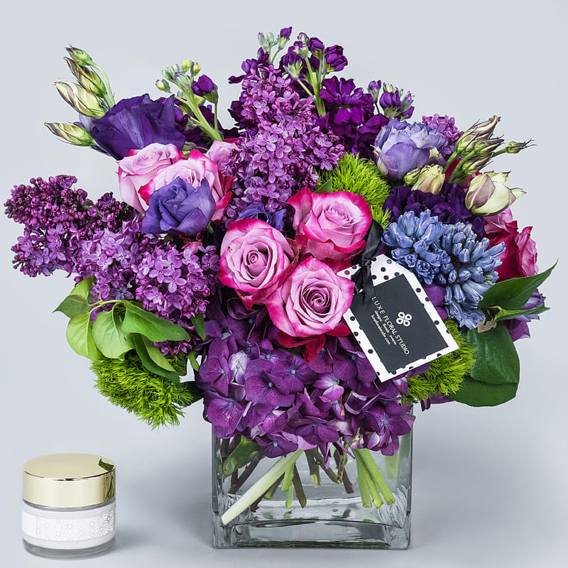 Lilac Love By Luxe Floral Studio