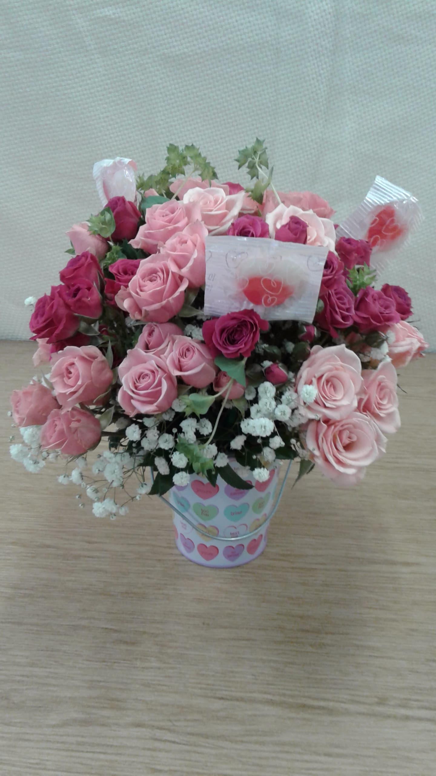 Sweetheart Rose Bouquet In Saint Louis Mo Hi Way Florist
