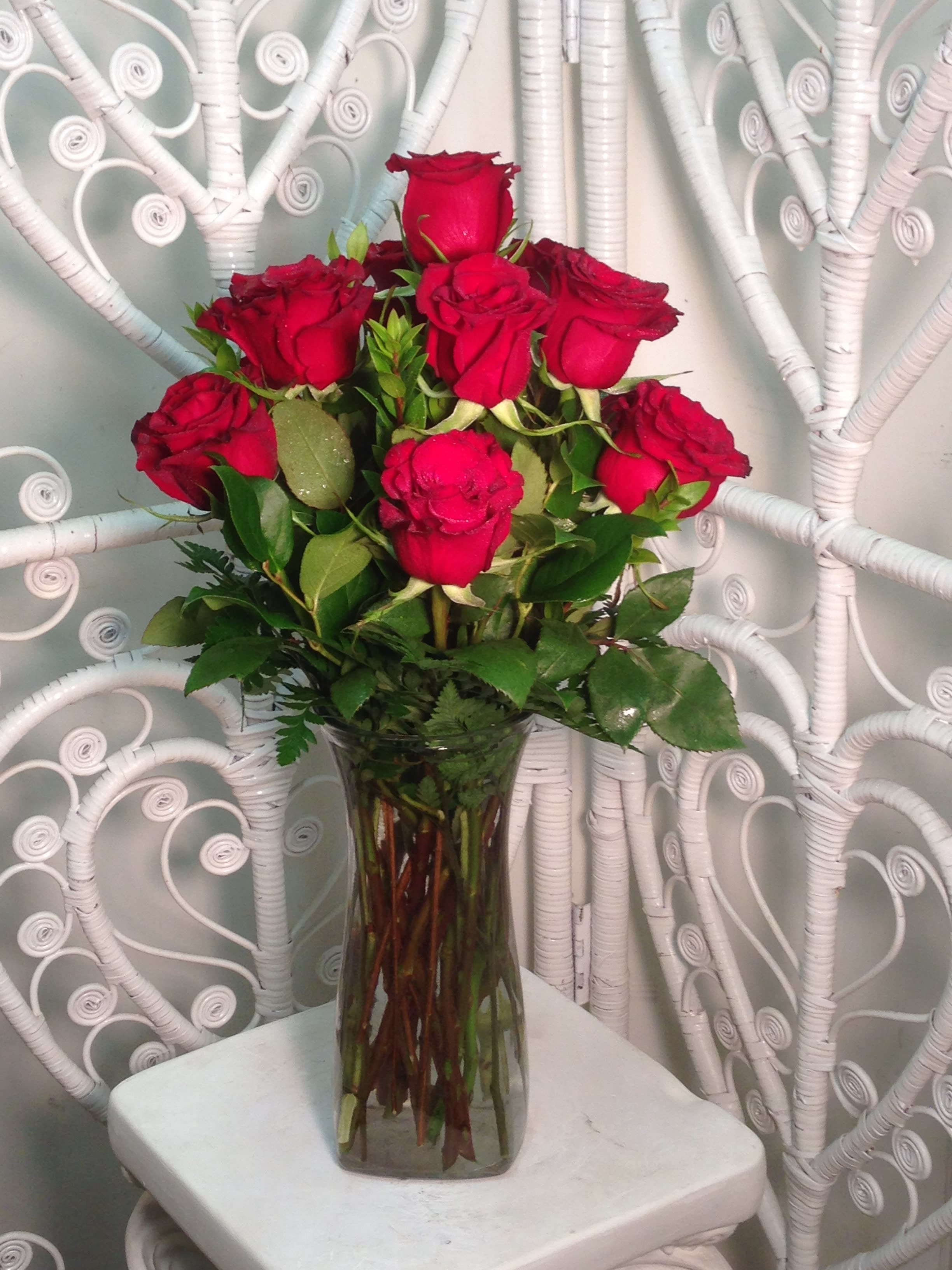 Deeply In Love Red Roses In Arlington Heights Il Arlington Heights Florist