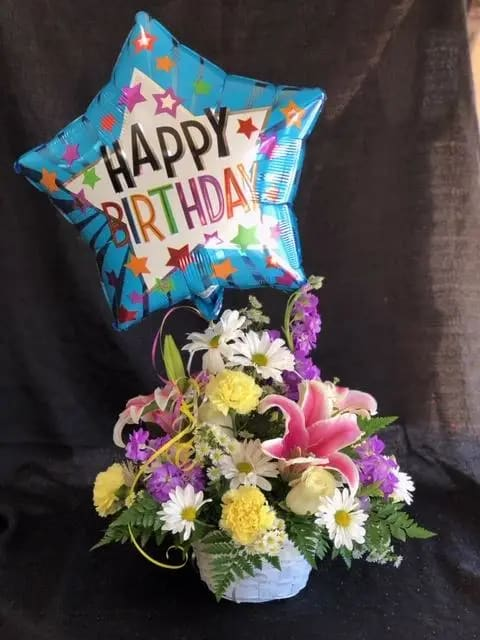 Happy Blooms Birthday In Kissimmee FL