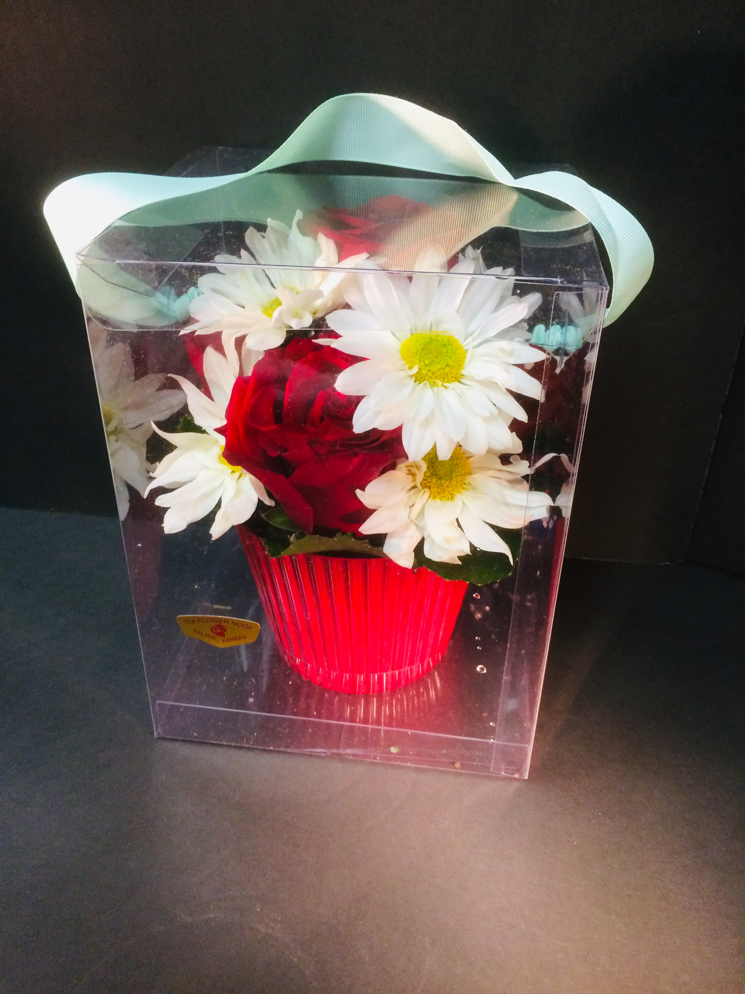 Sweet On You Inspired By Robby S Cheesecake In Salina Ks The Flower Nook