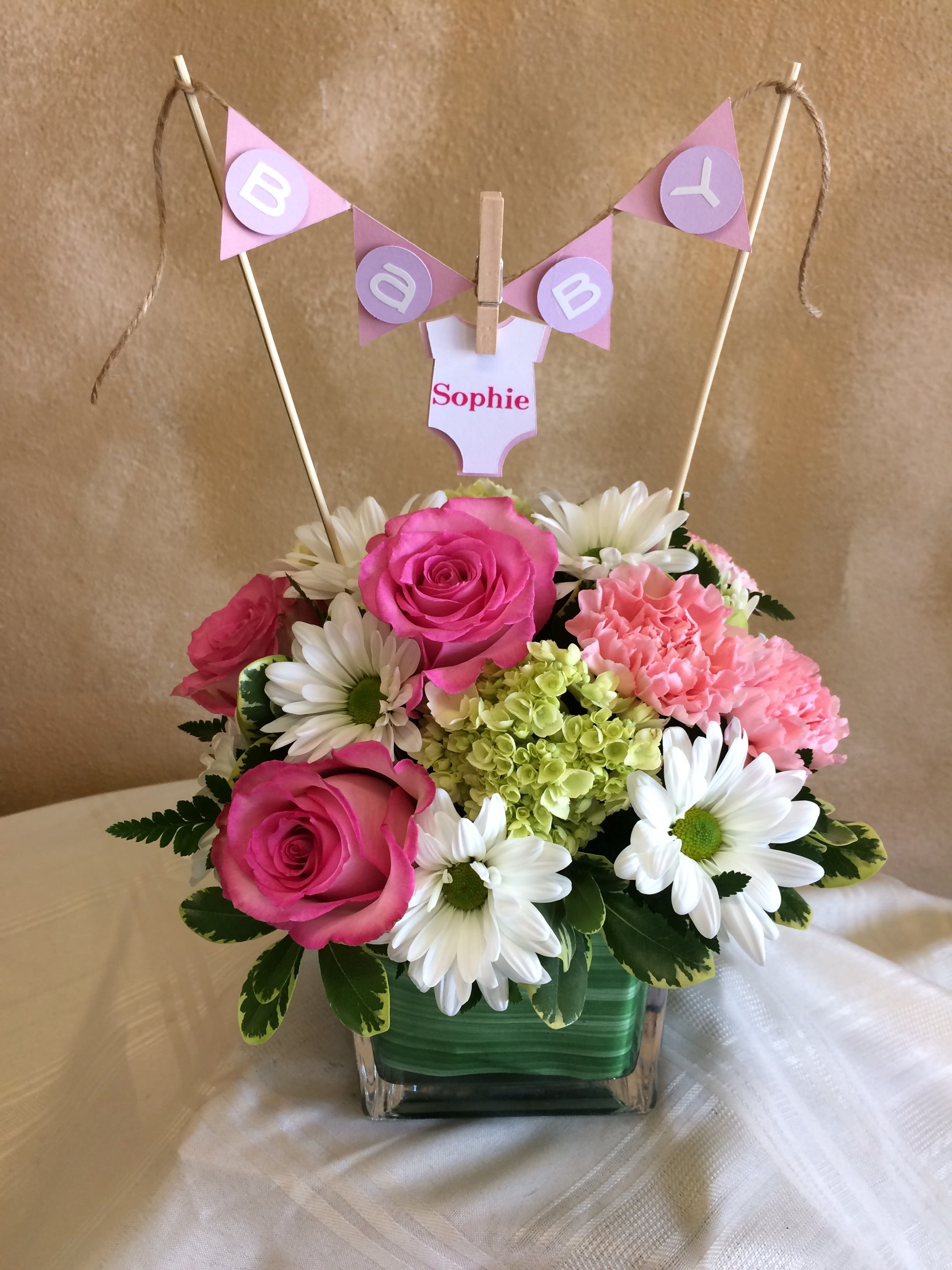 Celebrate Baby Girl Personalized With Babys Name In Fort Myers
