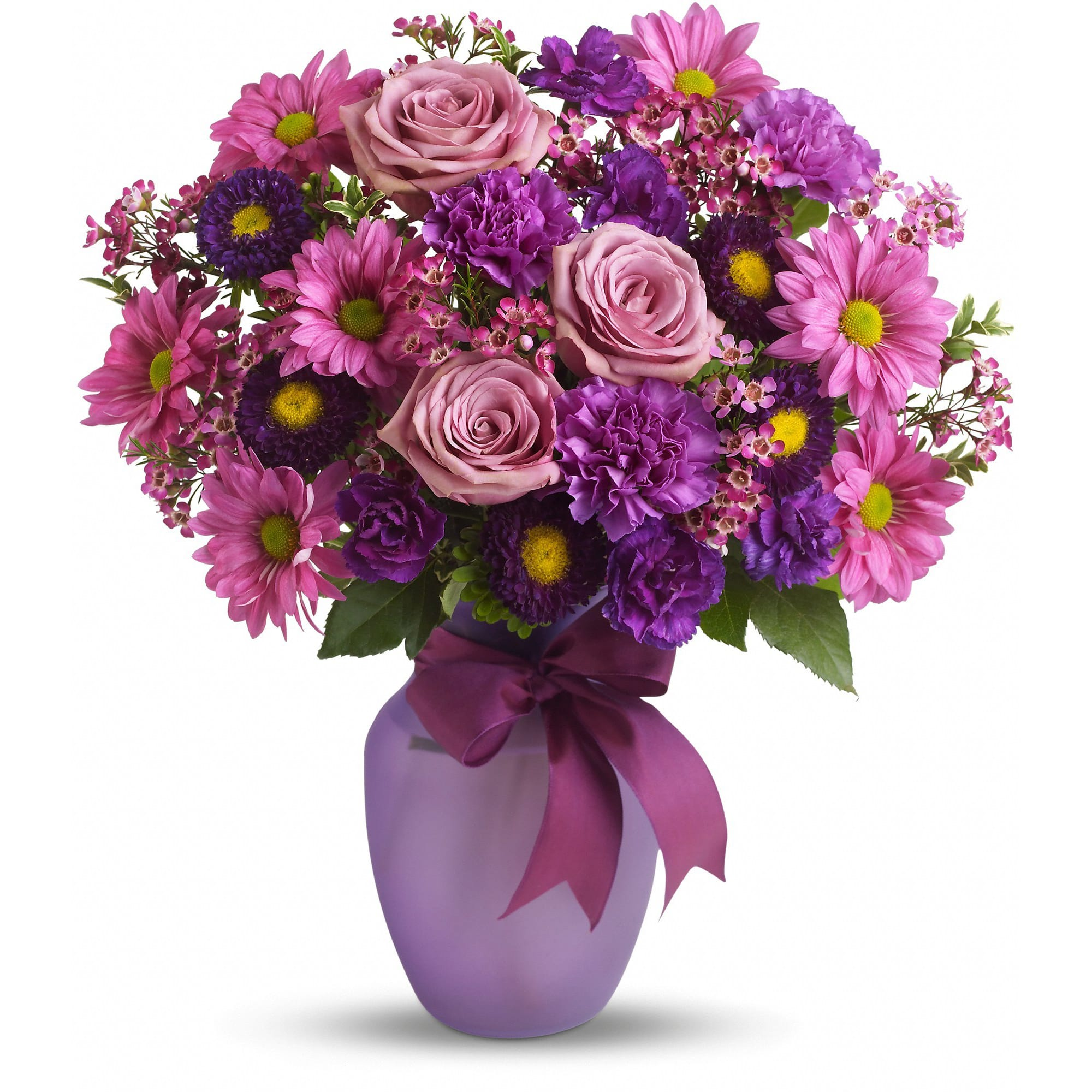 Love And Laughter By Teleflora In Levittown Ny Levittown Florist Flowers By Phil
