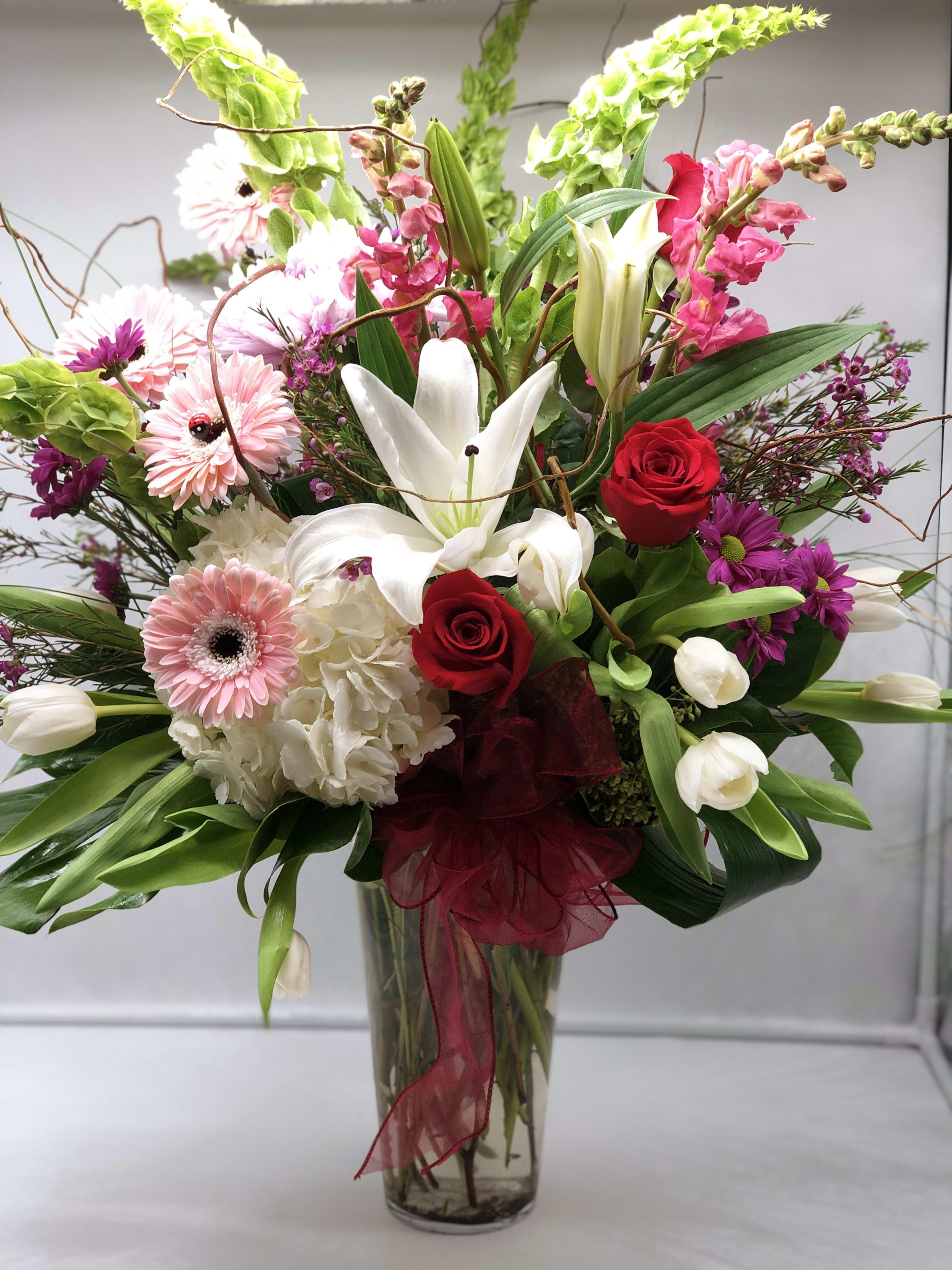 endless love in new city, ny   bassett flowers