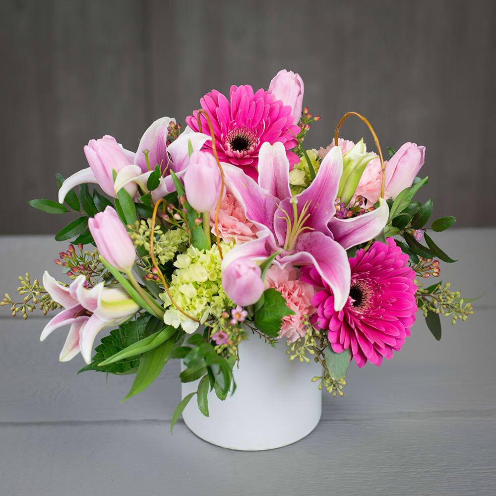 Bright Blush By Twinbrook Floral Design