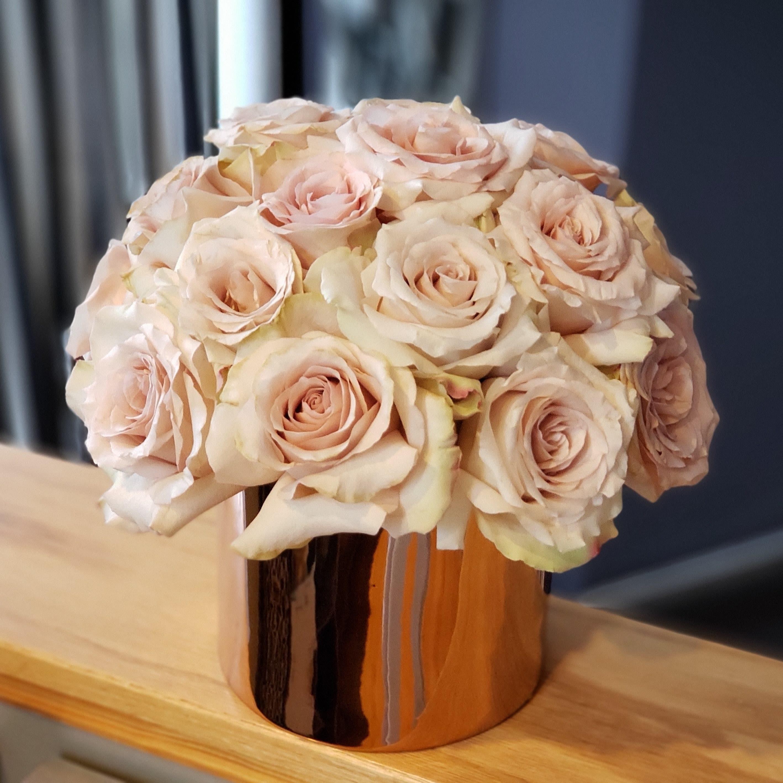 Chrome Rose By Flower Fetish