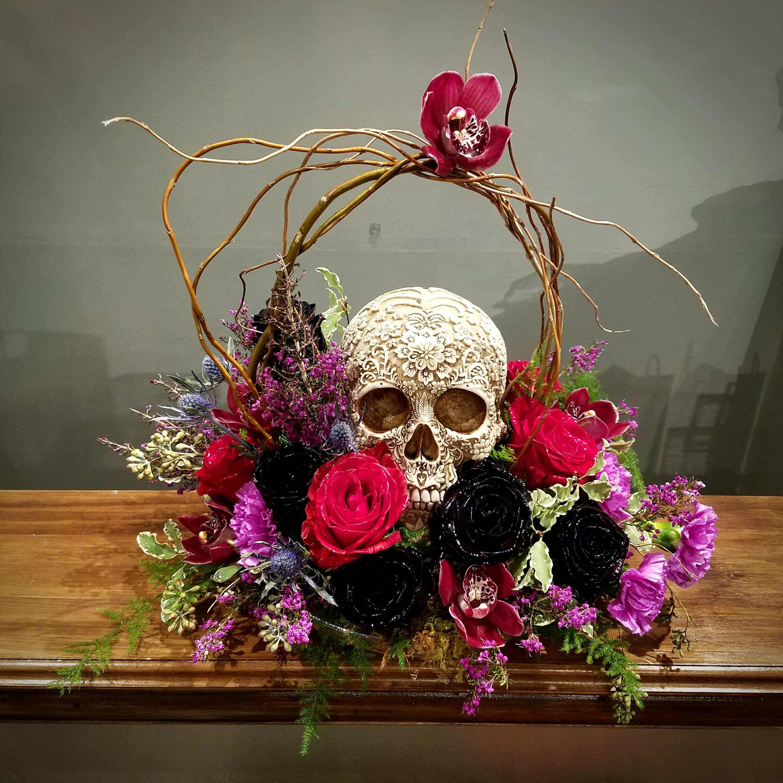 Goth Flower Patch