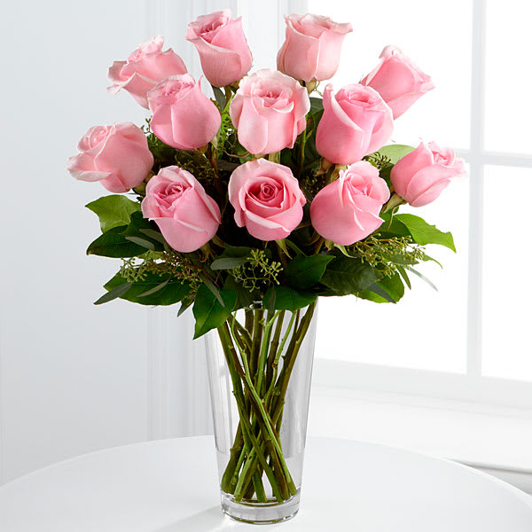 The Ftd Pink Rose Bouquet In Redmond Or Every Bloom N Thing