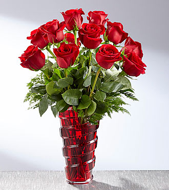 The In Love With Red Roses In Absecon Nj South Jersey Florist