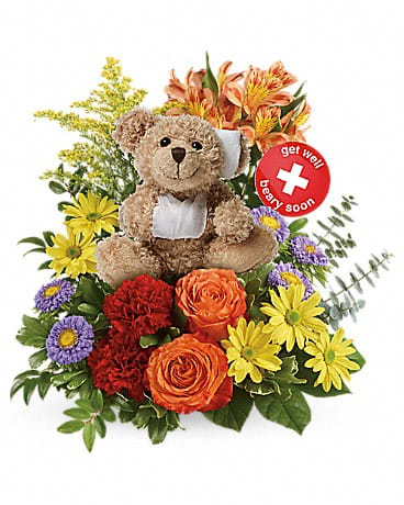 Get Better Bouquet By Teleflora In Williamsport Md Rosemary S Florist