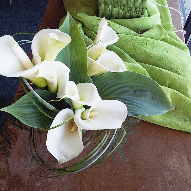 Exotic Calla Lilies In Vancouver Wa Heaven Scent Flowers And Gifts
