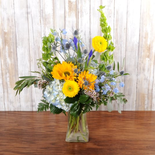April Showers in Downingtown, PA   Blue Moon Florist
