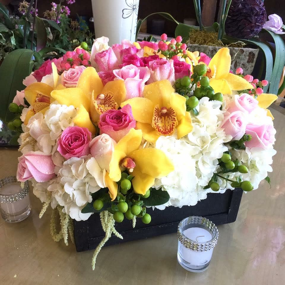 secret garden in los angeles, ca   westwood flower shop