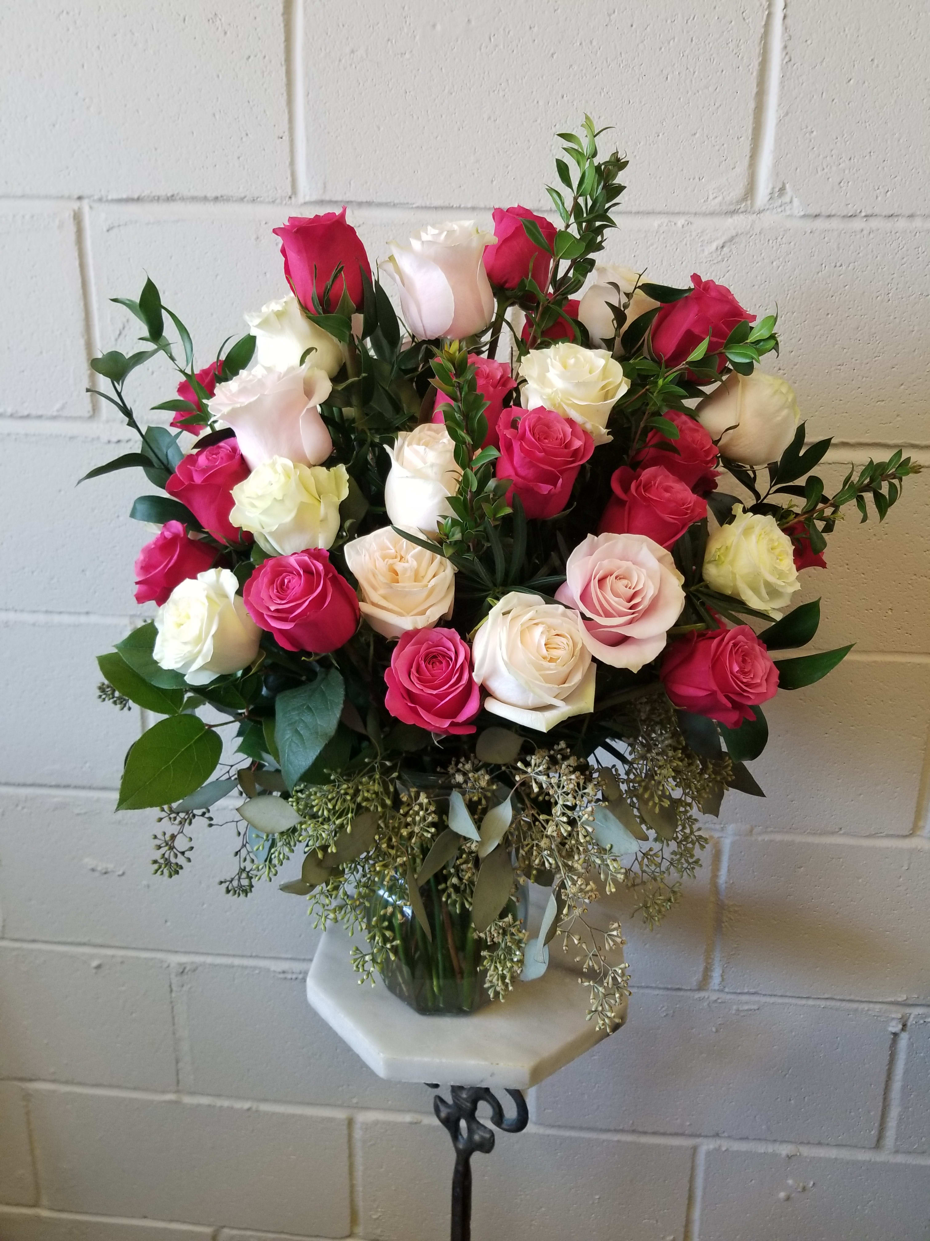 Pretty in Pink - Roses