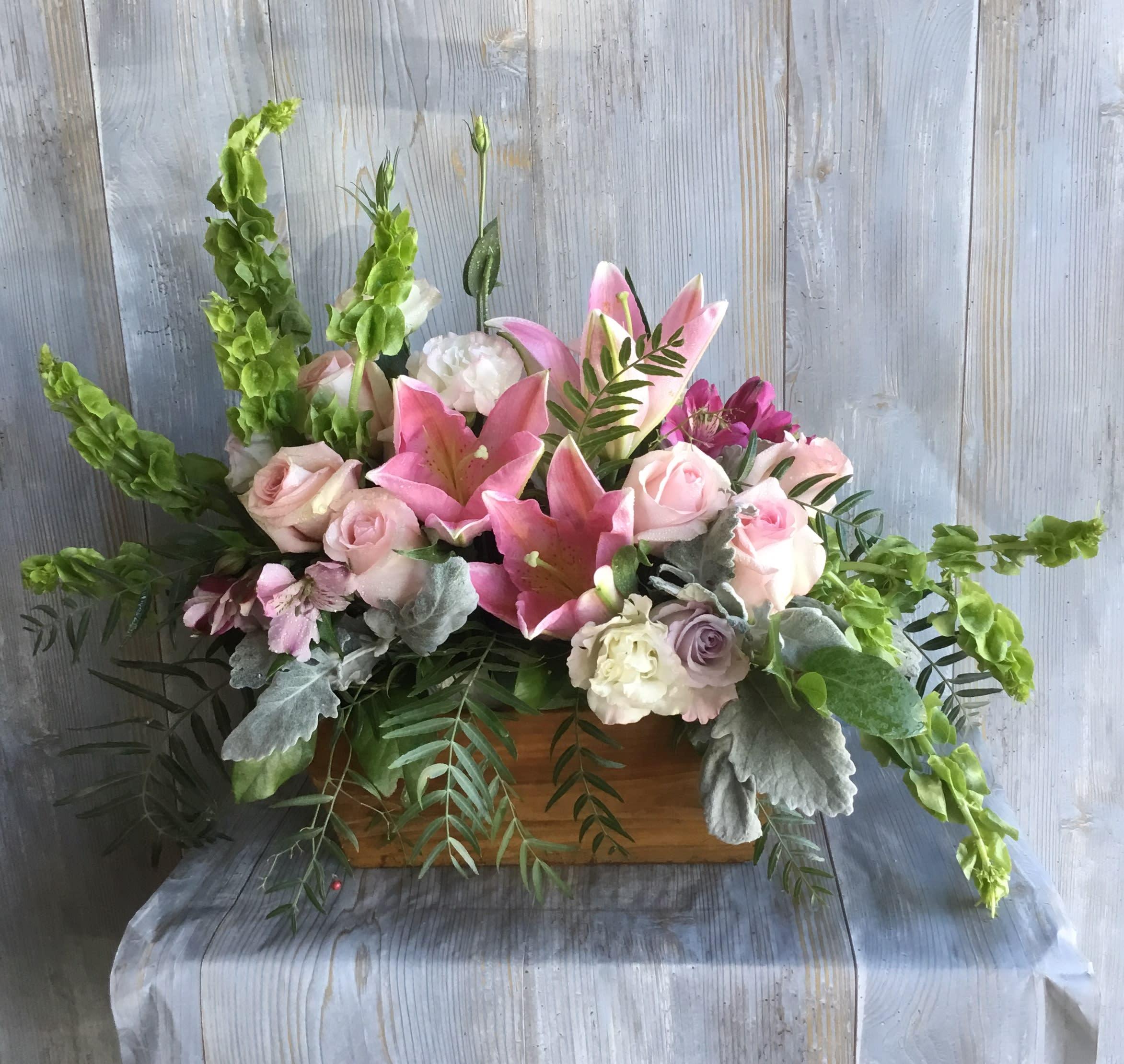 Lily Garden In Granada Hills Ca Village Florist