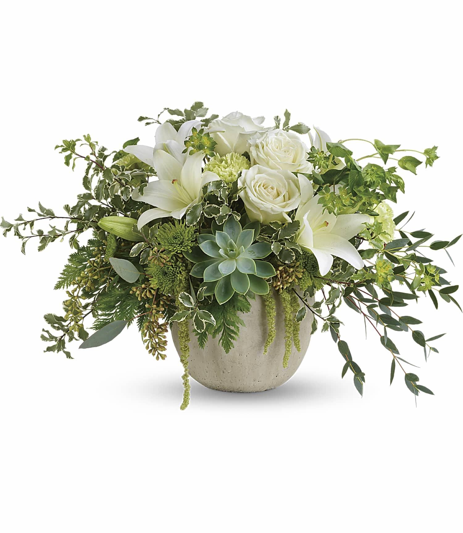 Flourishing Beauty Bouquet By Harmon S Floral Company