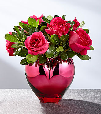 Heart Rose Flowers Images - Flowers Healthy