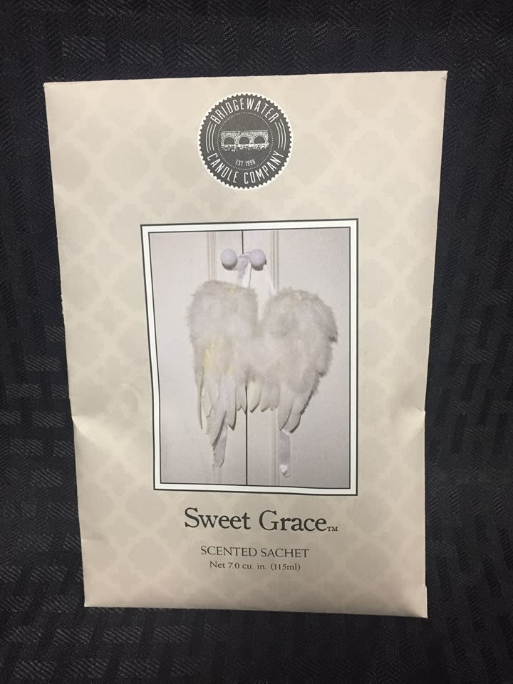 Bridgewater Candle Co Sweet Grace Sachet by The Chaffee Flower Shop