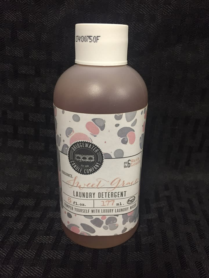 Bridgewater Sweet Grace laundry detergent by The Chaffee Flower Shop