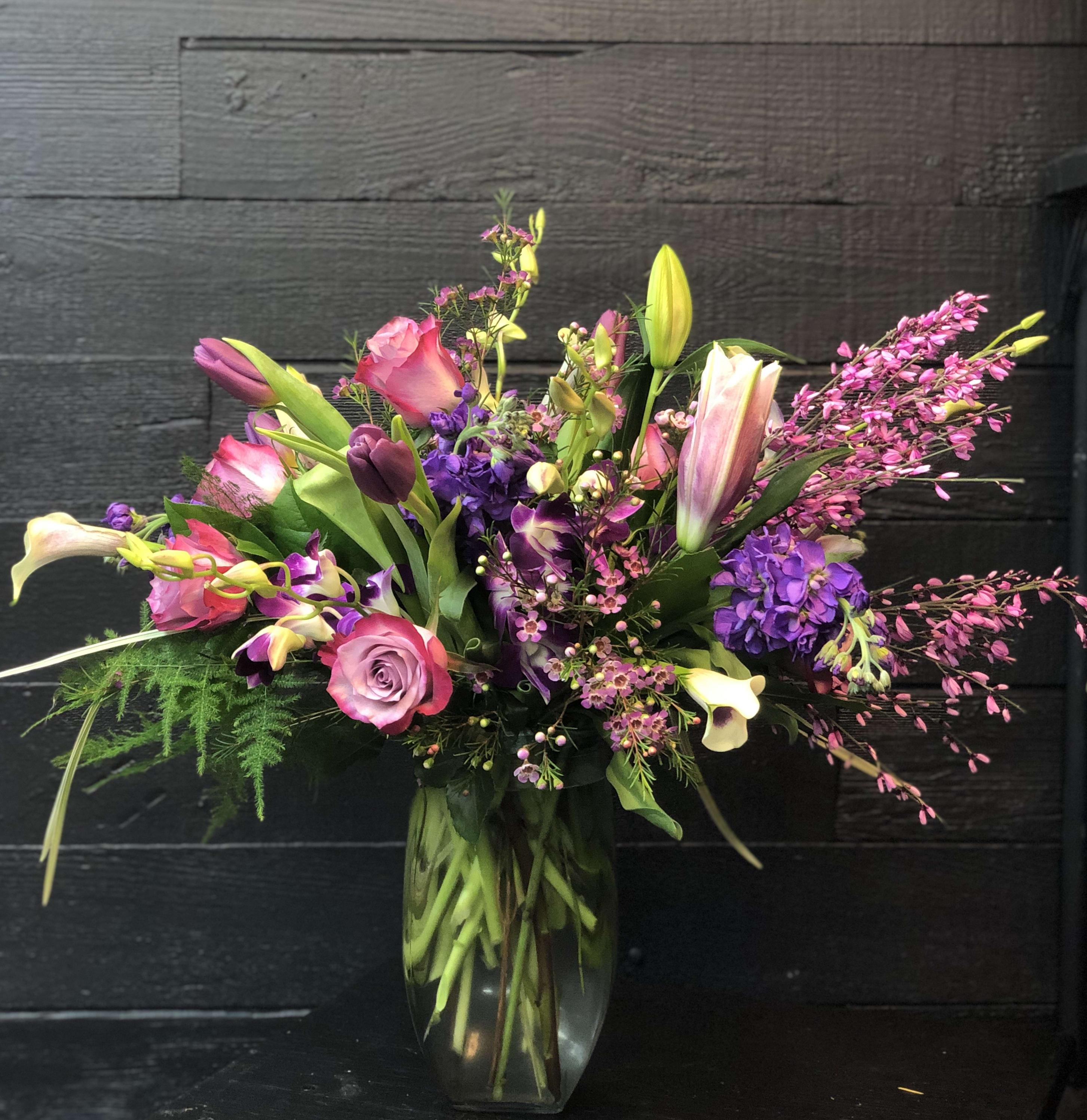 Flower Farm Kennewick Wa