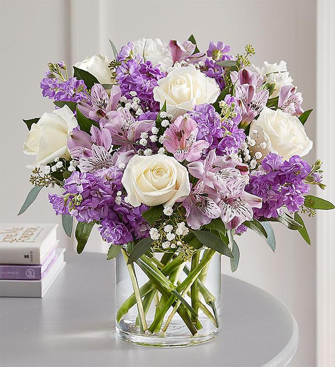 Lovely Lavender Medley 167530l In Camden Nj Flowers By Mendez
