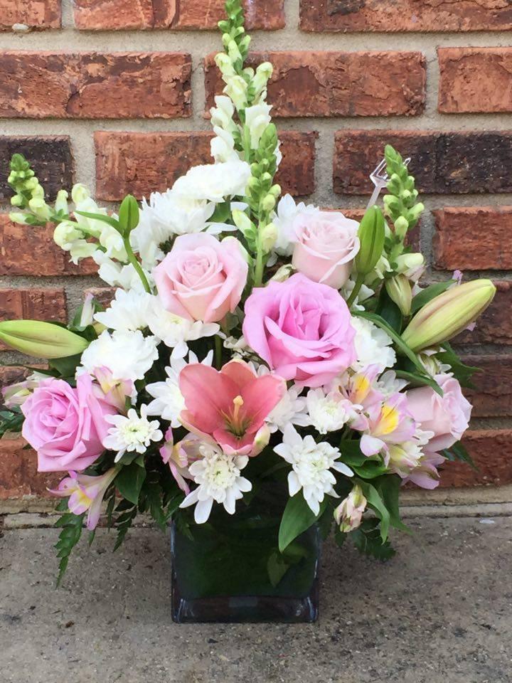 Cotton Candy Flower Bouquet