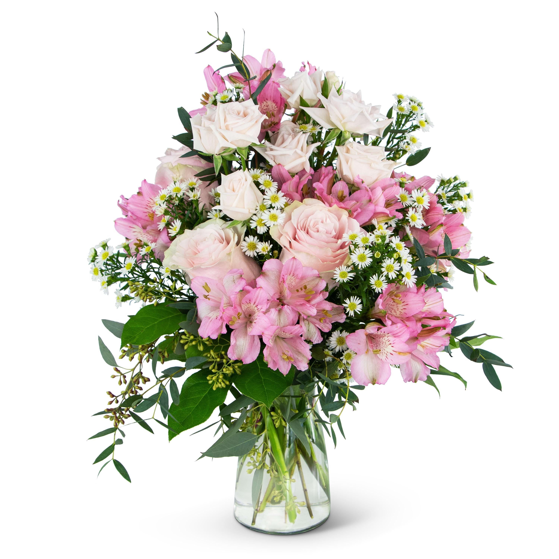 Beautiful Pink Meadow In Monte Vista Co Torres Floral Design