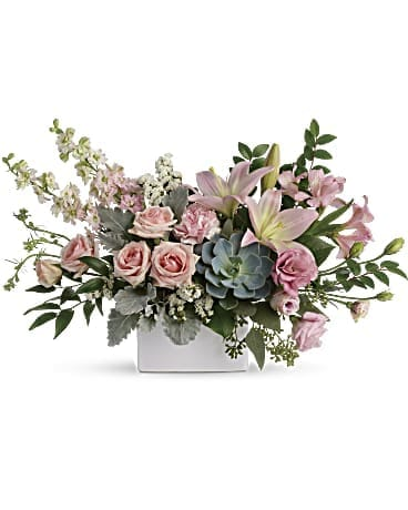 Hello Beautiful Flower Bouquet By Flowers By Marianne
