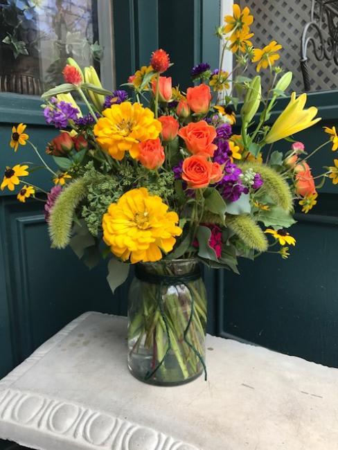 Farm Girl Bouquet