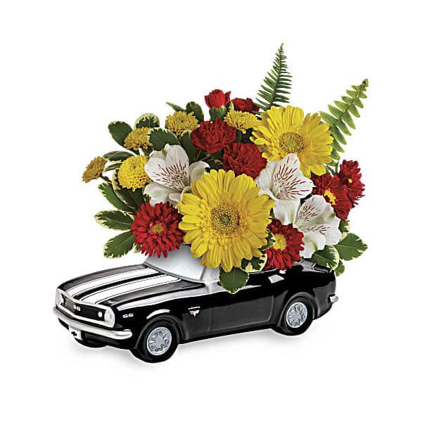 67 Chevy Camaro Bouquet In Richmond Ca Park Florist