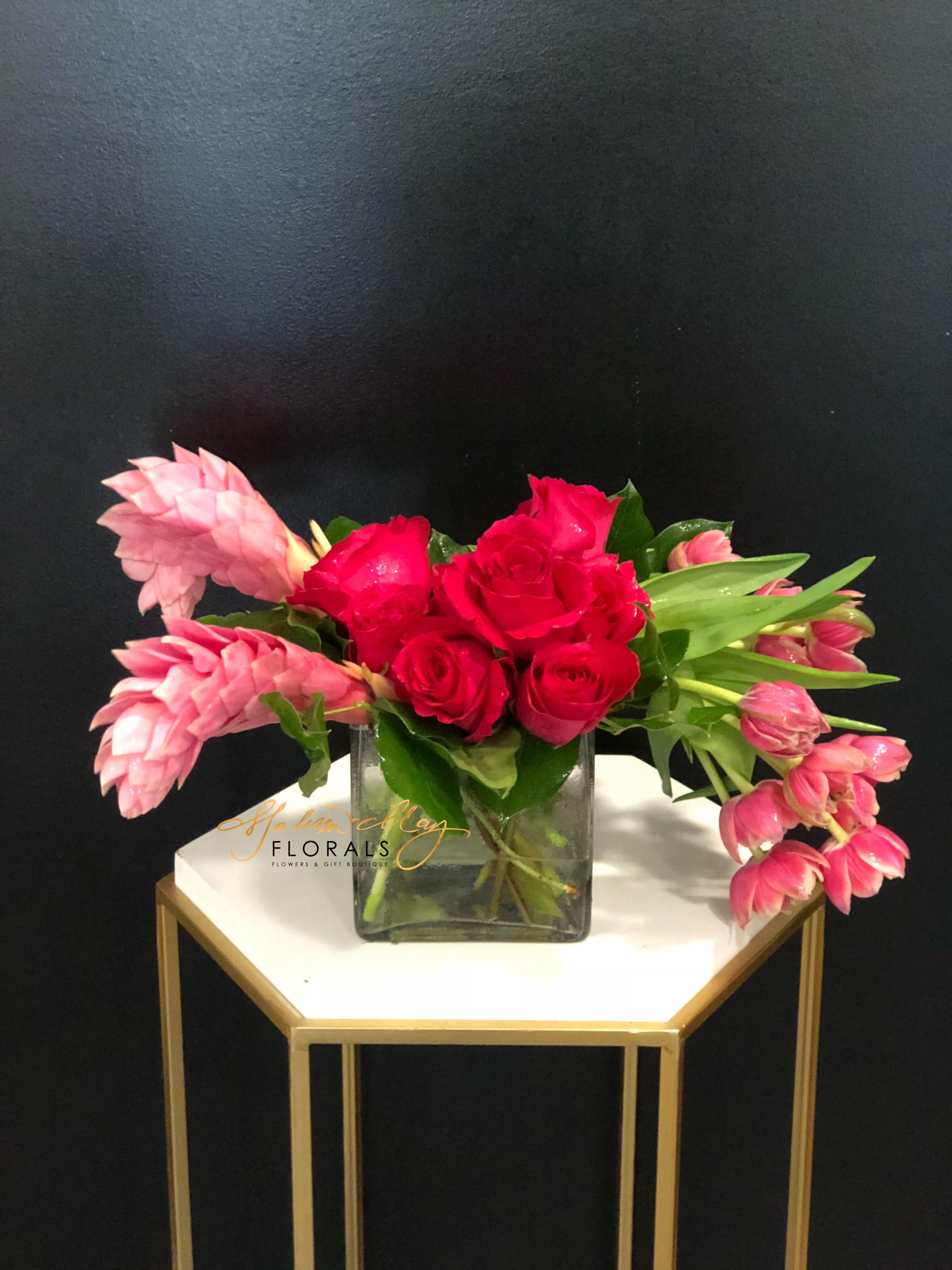 Rosey Pinks By Melissa May Florals
