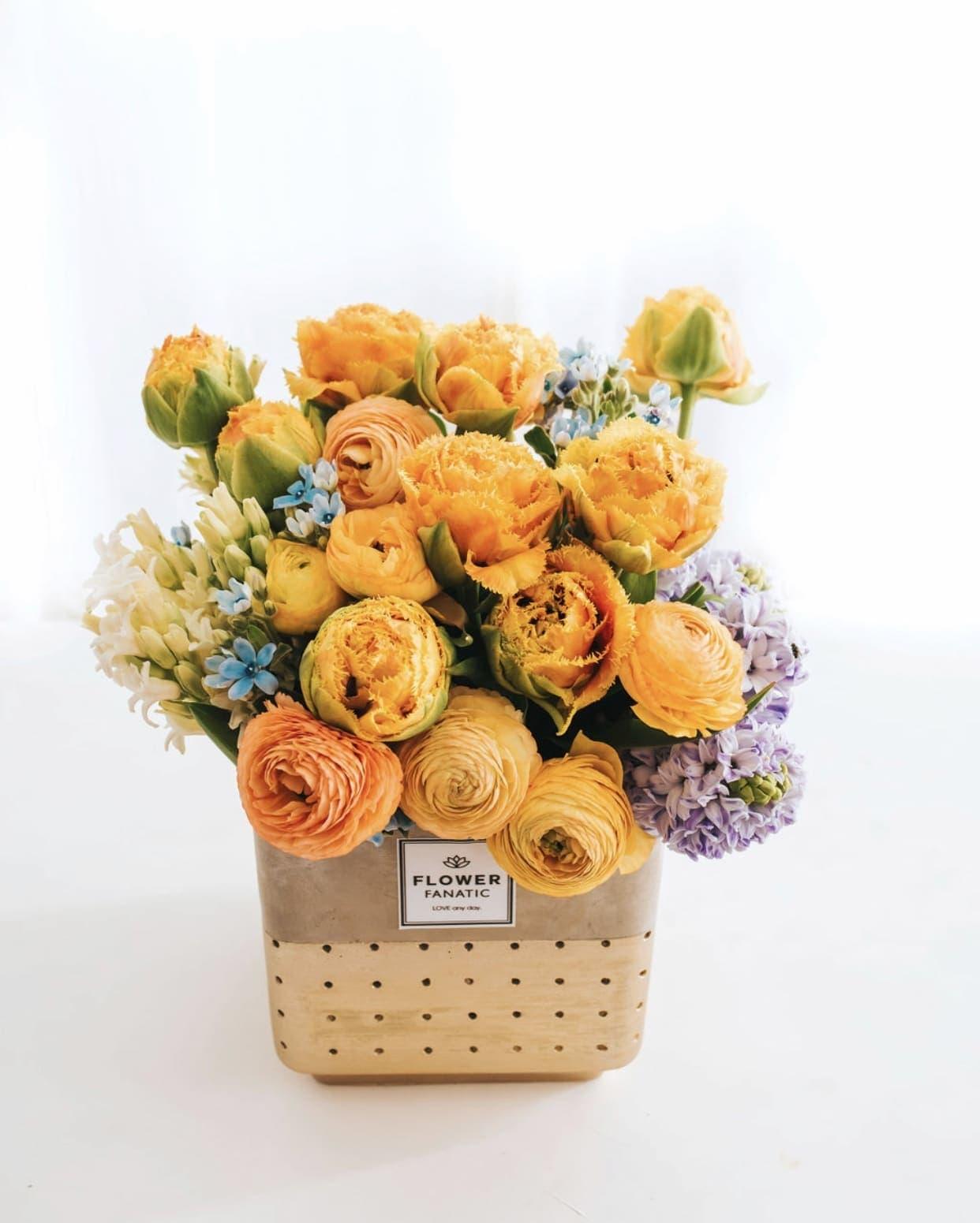 You Make Me Shine In Doral Fl Flower Fanatic