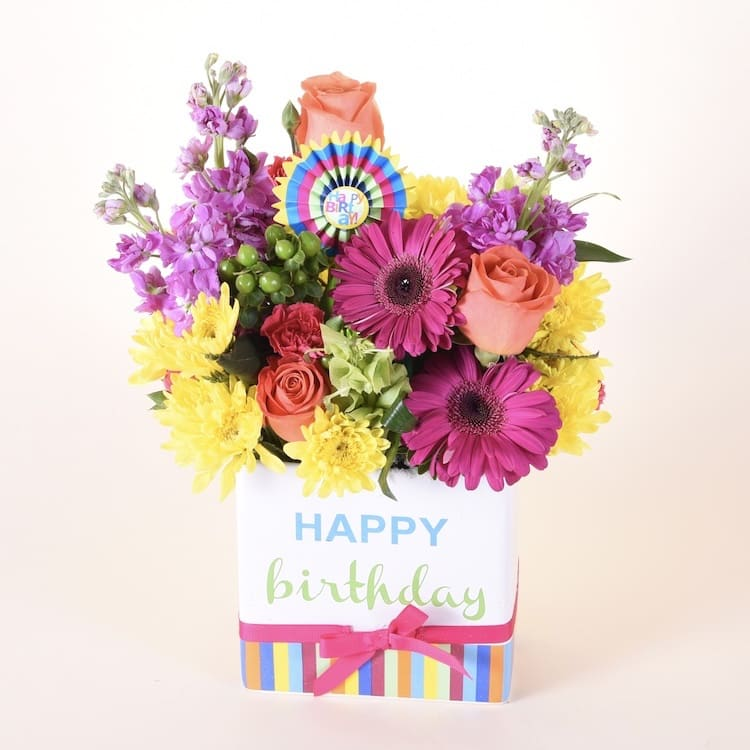 FTD Birthday Brights Bouquet in Dallas, TX | McShan Florist