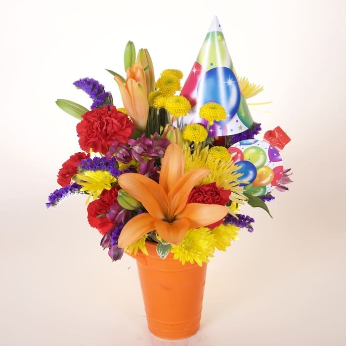 Mcshan Birthday Wishes Bouquet By Mcshan Florist