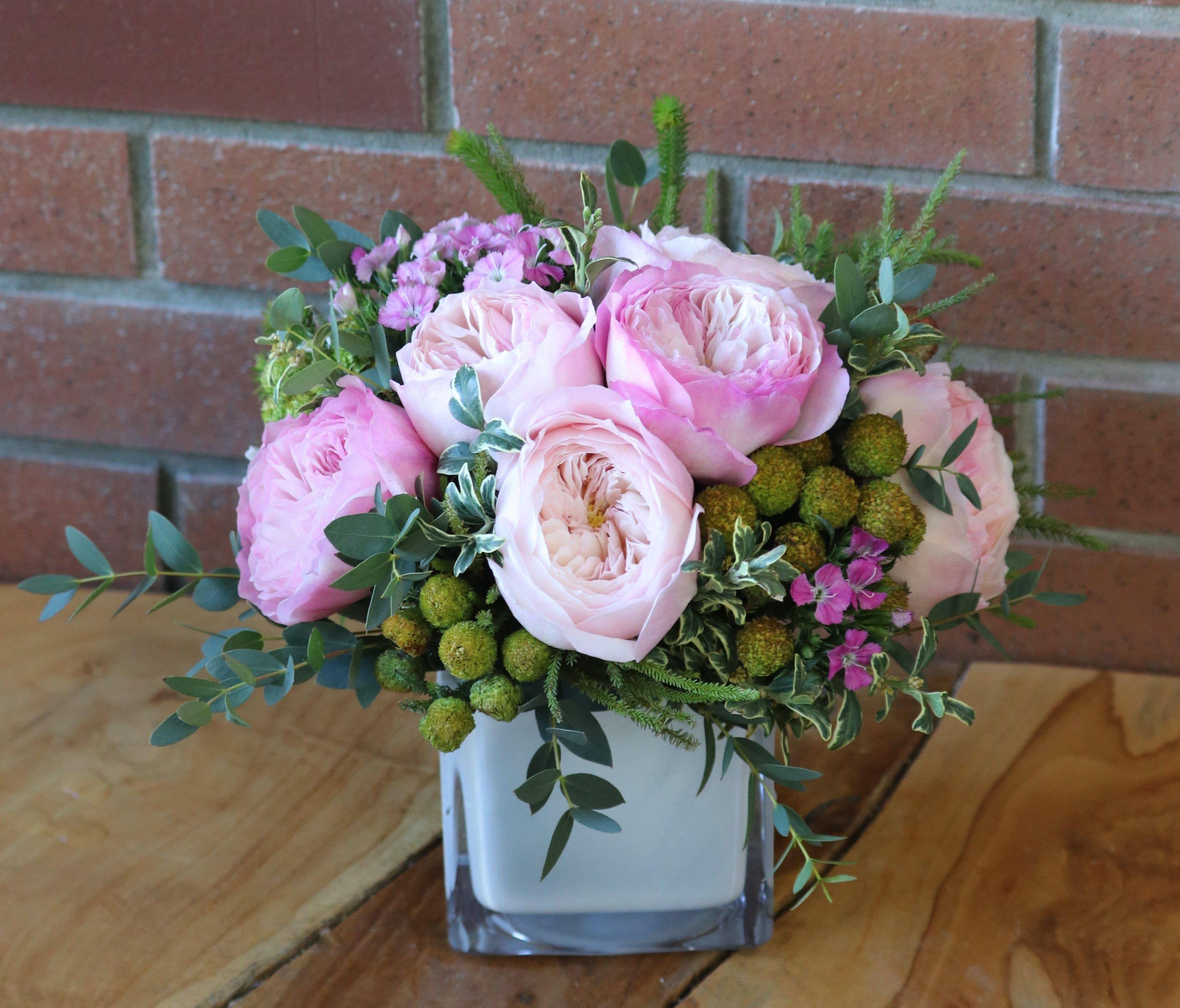 Merveilleux Venetian Flowers