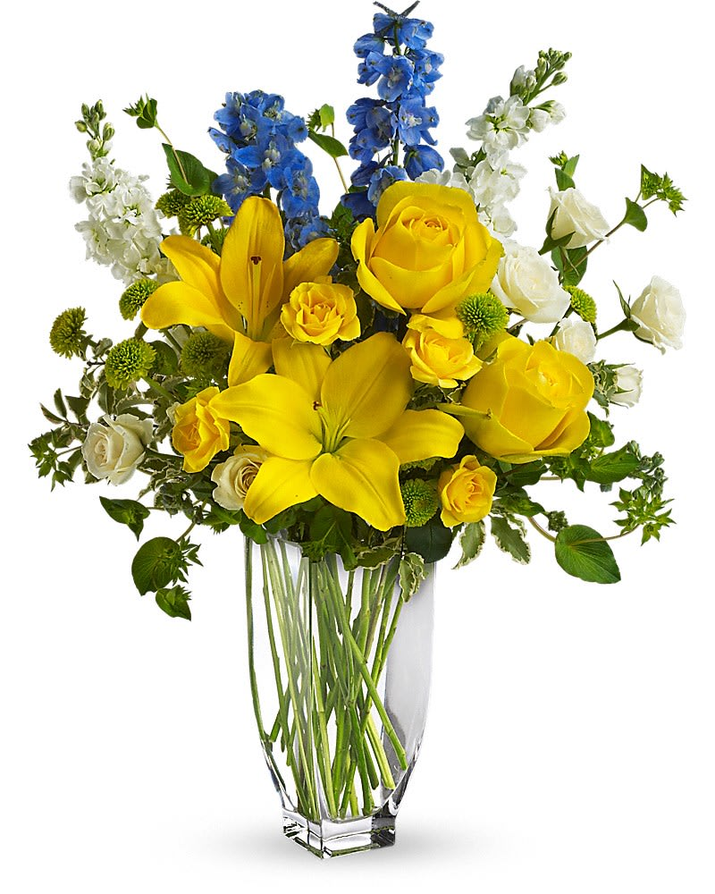 Meet Me In Provence By Teleflora In Dunkirk Md Karen S Of Calvert Florist Gifts