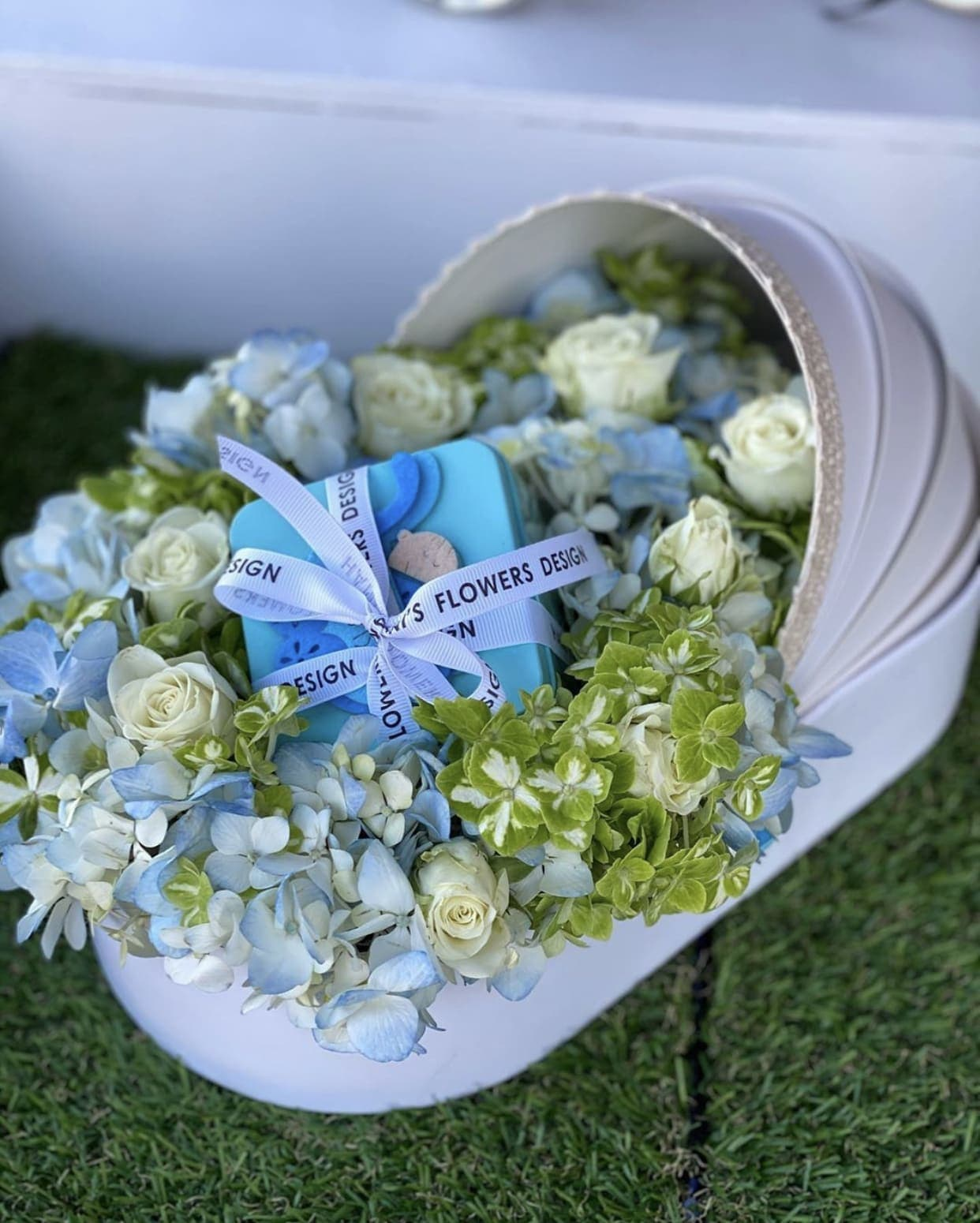 Flower arrangements for baby arrival in Laguna Hills, CA ...