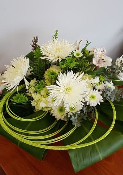 Swirl Floral Arrangement By Specialty Floral Design